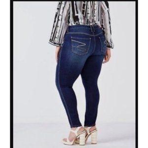 Melissa McCarthy Seven7 Classic Legging Jeans
